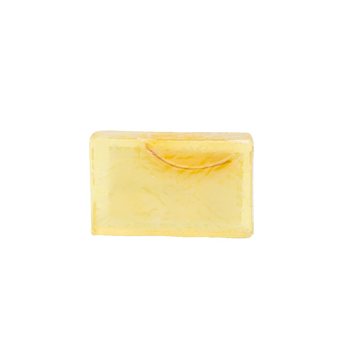Χειροποίητο Σαπούνι Ελιάς | Έλαιο Λεμονιού 100g | BiCare