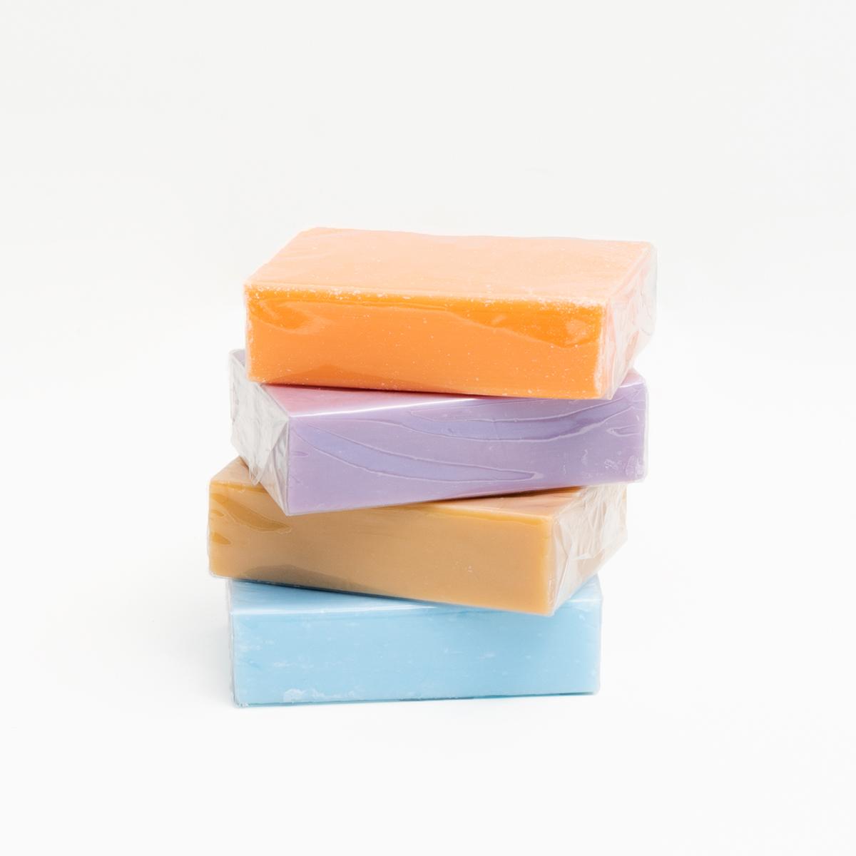 Χειροποίητο Σαπούνι Ελιάς | Άρωμα Πορτοκαλιού 100g | BiCare
