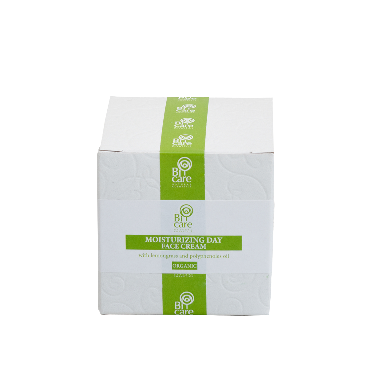 Ενυδατική κρέμα προσώπου | Με πολυφαινόλες ελιάς 50ml | BiCare