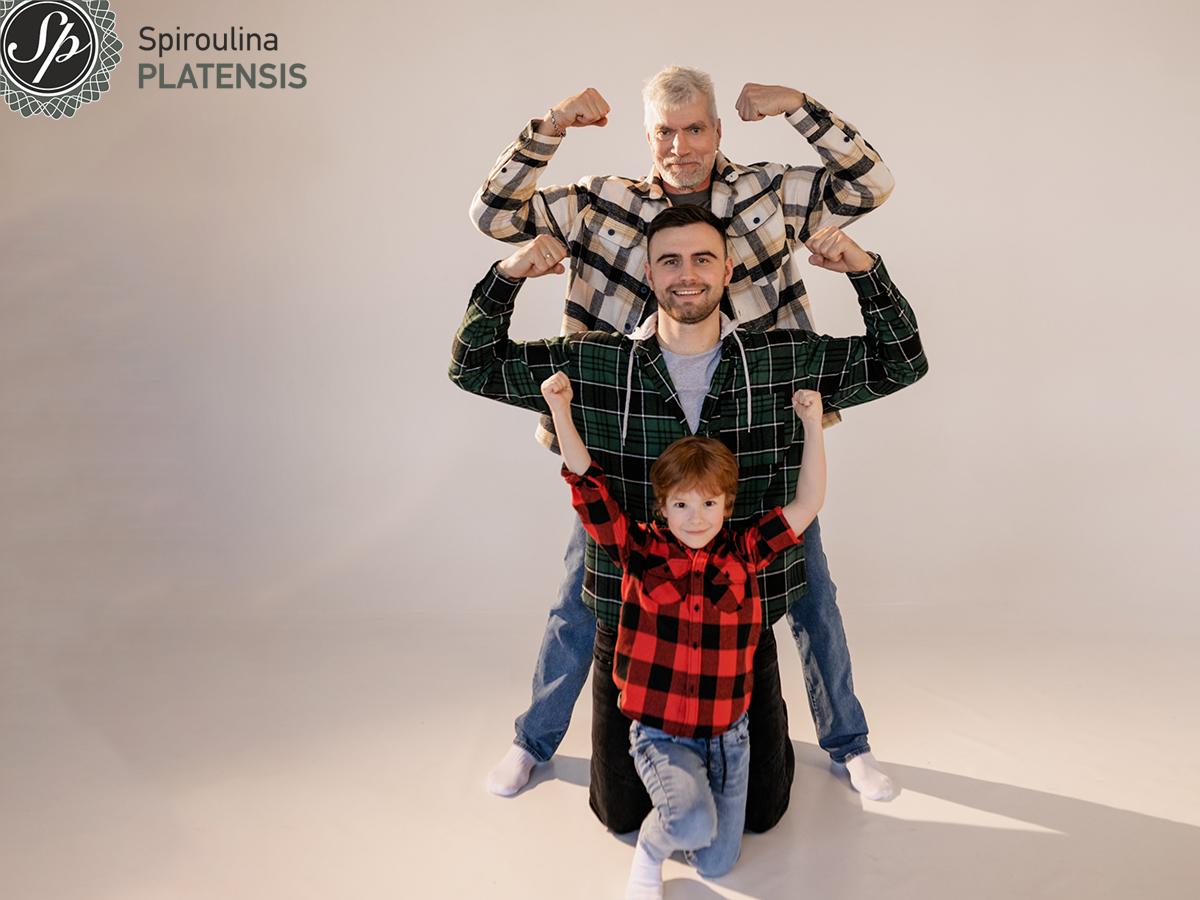 Πατέρας, γιος, παππούς